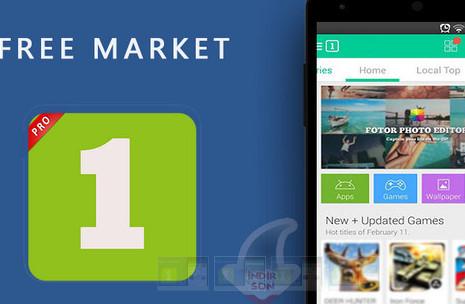1Mobile Market APK