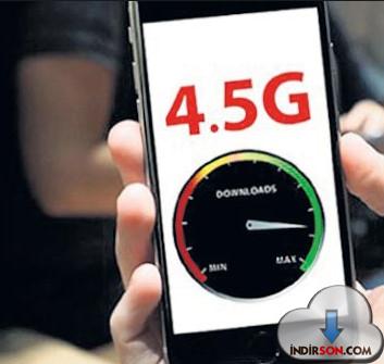 4.5G Kota Kullanımını Artırır mı?