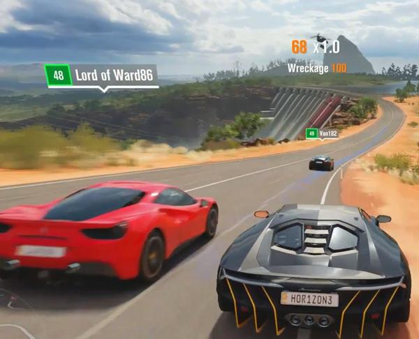 Forza Horizon 3 Oyun Özellikleri