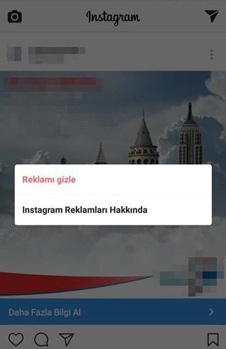 Instagram Reklamları Nasıl Engellenir?