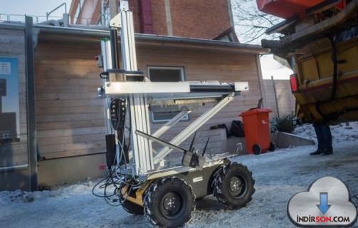 Akıllı Çöp Toplama Aracı ROAR