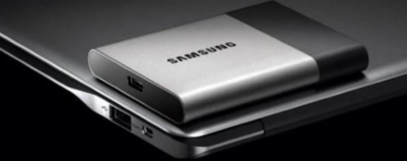 Samsung 2 TB Taşınabilir SSD Diski