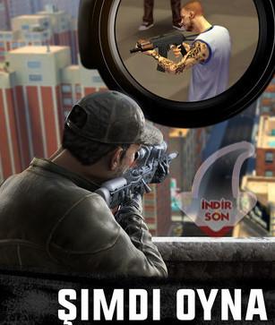Sniper 3D Assassin Hile Nasıl Yapılır