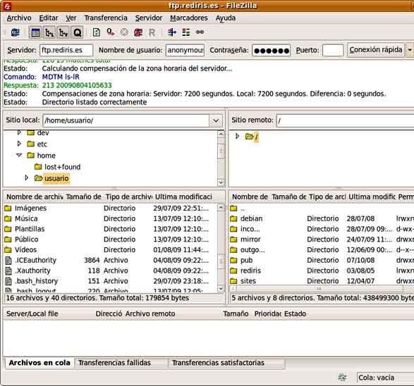FileZilla Nedir ve Kullanımı