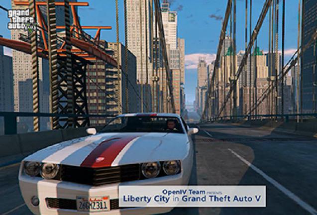 GTA 5 Liberty City Yakında