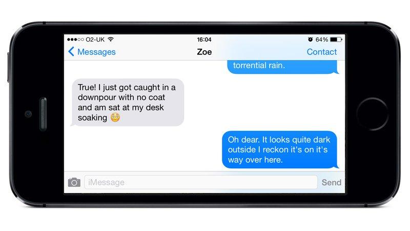 iPhone imessage Nasıl İptal Edilir?