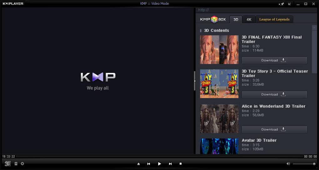 KMPlayer Nedir