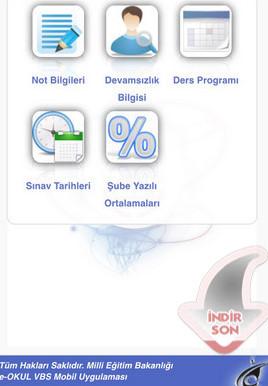 MEB E-OKUL VBS Öğrenci Girişi Sayfası