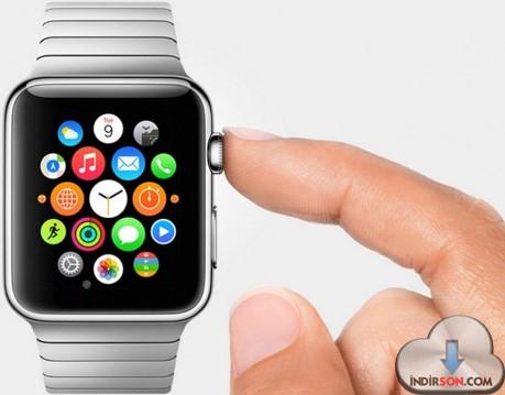 2016 Yeni Apple Watch Saat Modeli